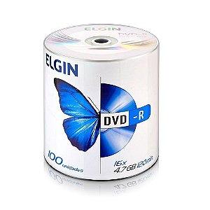 Mídia DVD-R Elgin 16X
