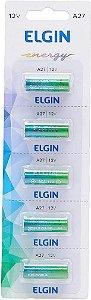 Bateria Alcalina Elgin A27