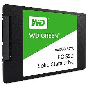 HD SSD Wester Digital 240GB