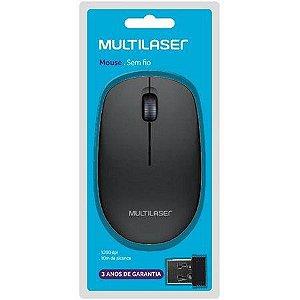 Mouse sem fio 2.4 GHZ 1200 DPI M0251