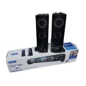 Caixa de Som para Pc Knup KP-6040 12W USB 2.0