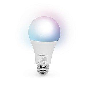 Lâmpada Inteligente Colorida Multilaser SE224