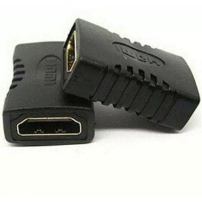 Adaptador HDMI Fêmea x HDMI Fêmea Xtrad XT-556