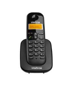 Telefone Ramal Sem Fio Intelbras TS3111 Com ID