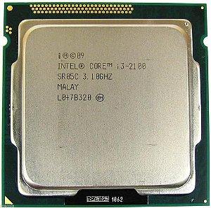 Processador Intel Core I3 2100 OEM