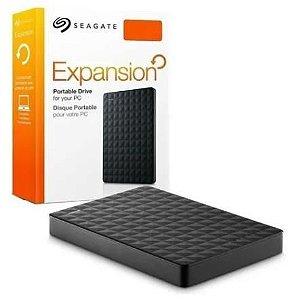 HD Externo 500GB Seagate