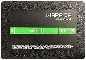 HD SSD 480GB Multilaser Warrior SS410