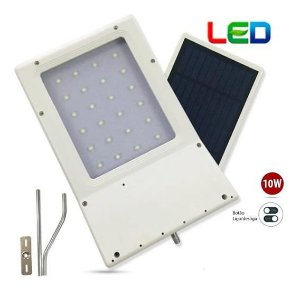 Lâmpada De Led Solar 10W TYN-LD10