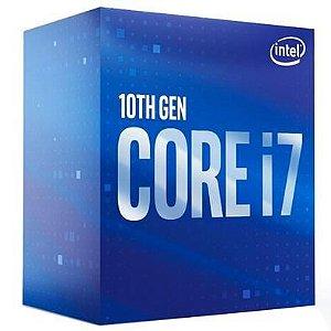 Processador Intel Core I7 10700 BOX
