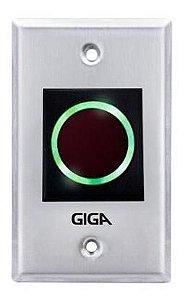 Botoeira Sem Toque De Saída De Embutir GIGA GS0353