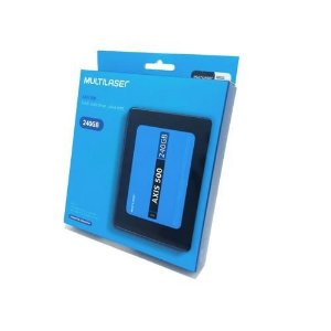 HD SSD 240GB Multilaser AXIS 500