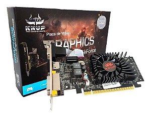 Placa De Vídeo GT210 1GB DDR3 Knup KP-GT210