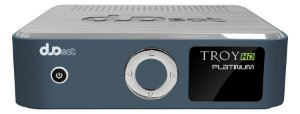 Receptor Duosat Troy HD Platinum