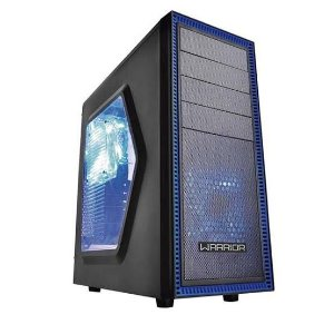 Gabinete Gamer Warrior GA134 Multilaser