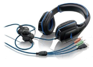 Headset Gamer Multilaser Dual Shock - PH118