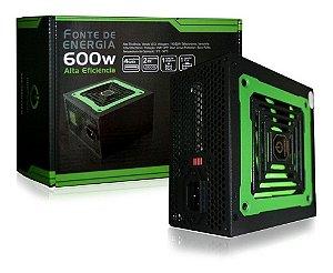 Fonte One Power 600W  MP600W3-I