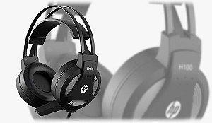 Headset Gamer HP H100