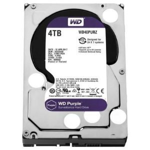 HD Interno 4TB Purple Western Digital