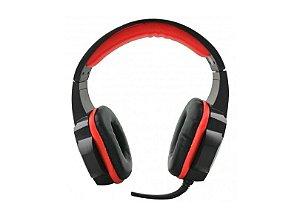 Headset com Fio Gamer Multilaser PH120