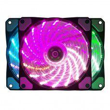 Fan RGB para gabinete BF-08RGB Bluecase
