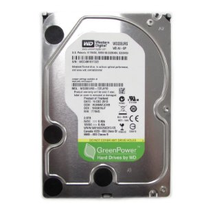 HD Interno 2TB Western Digital Green Power