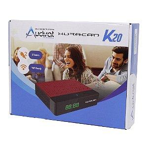 Receptor Audisat K20