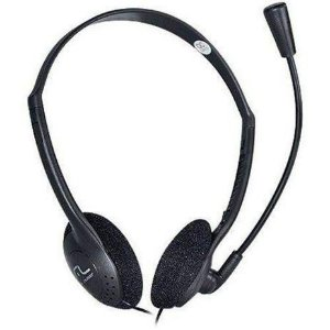 Headset Multimídia Multilaser PH002