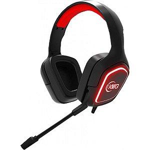 Headset Gamer KWG Taurus E1 RGB
