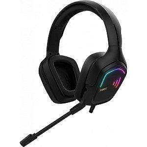 Headset Gamer Gamdias Hebe E2 RGB