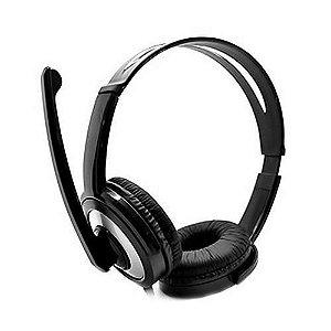 Fone Headset com Fio Dex DF-55