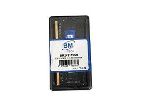 Memória Notebook DDR4 8GB BM Tech 2400MHz