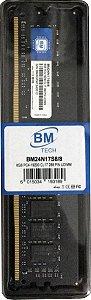 Memória DDR4 8GB BM Tech 2400MHz