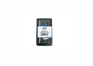 Memória Notebook L DDR3 4GB BM Tech 1600MHz