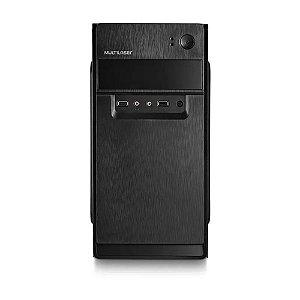 Gabinete Multilaser Micro ATX  Com Fonte 200W GA168