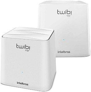Roteador Wi-Fi 5 Mesh (AC 1200) Twibi Giga
