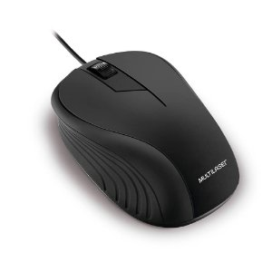 Mouse USB Multilaser MO222