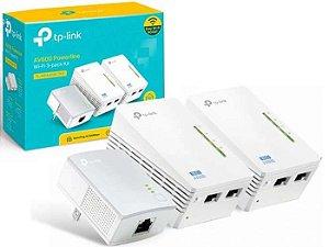 Extensor de Rede PowerLine AV600 TL-WPA4220 TKIT