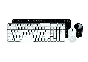 Teclado e Mouse sem Fio Rapoo X1800S