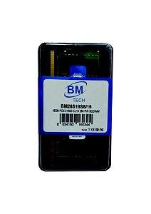 Memória Notebook DDR4 16GB BM Tech 2666MHz