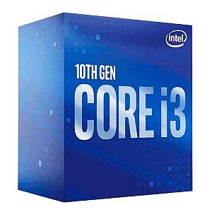 Processador Intel Core I3 10100F LGA1200