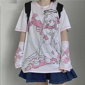 Camiseta Manga Longa ANGEL