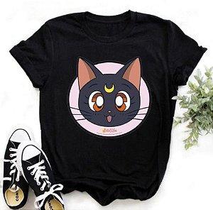 Camiseta Luna de Sailor Moon