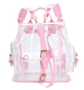 Bolsa Grande Transparente - Dreaming Glass