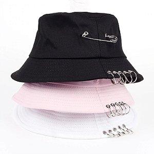 Chapéu BUCKET HAT Piercing - Três Cores