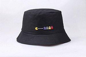 Chapéu BUCKET HAT Pacman - Duas Cores
