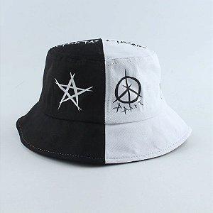 Chapéu BUCKET HAT Star & Freedom - Três Cores