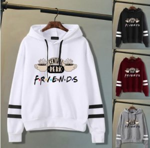 Moletom Hoodie FRIENDS Central Perk - Três Cores