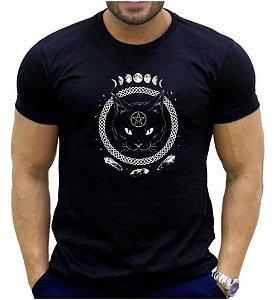 Camiseta GATO BRUXO