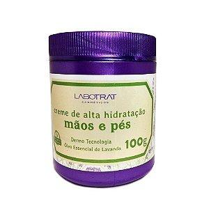 CREME DE HIDRATAÇÃO LABOTRAT 100G - MÃOS E PÉS