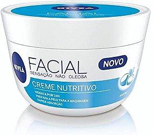 CREME HIDRATANTE NÍVEA FACIAL 100G - NUTRITIVO DIURNO